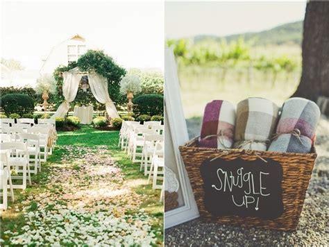 30 natural outdoor vineyard wedding ideas deer pearl flowers