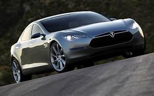 2009 Tesla Model S Concept