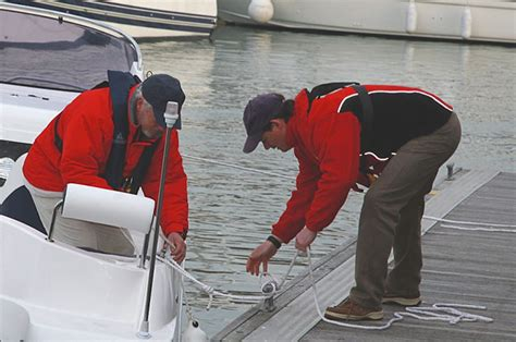 Boat Knots Book by Three Best Knots For Tying Up A Boat Boats