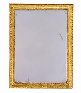 Miroir Cadre Bois : miroir cadre bois dor xviiie si cle ~ Teatrodelosmanantiales.com Idées de Décoration