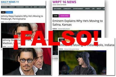 Las 7 noticias falsas que se hicieron virales en Internet ...