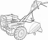 Lawn Coloring Mower Manufacture Pages sketch template