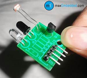 How To Build An Ir Sensor  U00bb Maxembedded