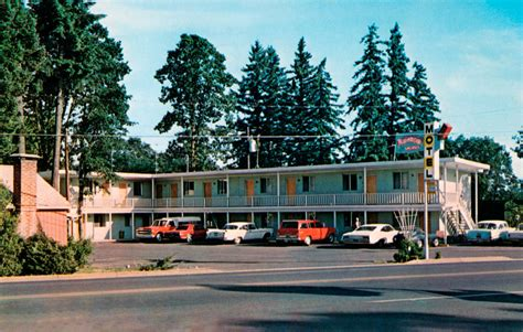 cottage grove motels vintage from days by page 3517 the h a m b