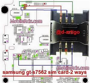 Samsung S Duos S7562 Sim Card Ways Solution Jumper