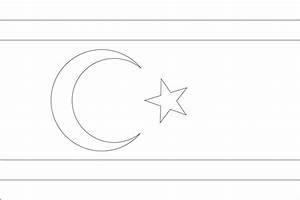 World Flags Coloring Sheets 5