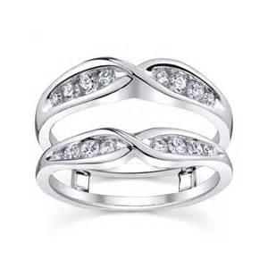 wedding ring wrap engagement wrap rings lasker jewelers