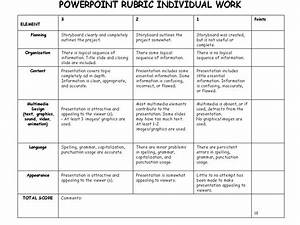 rubric for powerpoint presentation pictures to pin on With powerpoint rubric template