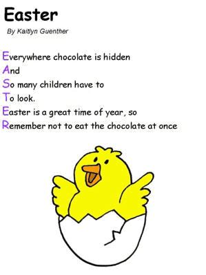 easter poem for preschool poems about for about about about 667