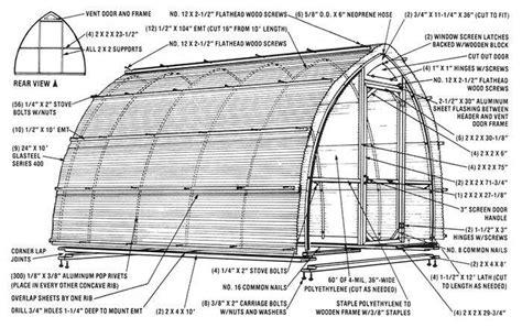 mother earth news  plan backyard greenhouse
