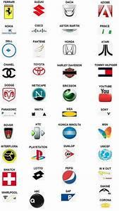 Level 2 Logos Quiz Answers
