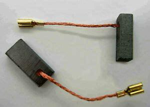 carbon brush set bosch jigsaws gst85pb gst85pbae gst85pbe gst85pe gst2000 s1 ebay