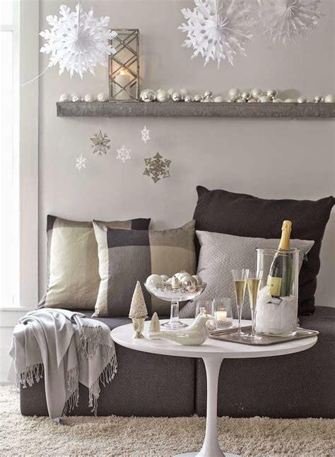 deco ideas decorativas de navidad  espacios pequenos