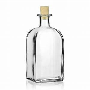 Bouteille En Verre Ikea : 500ml botella de vidrio transparente farmace tica carree botellas y ~ Teatrodelosmanantiales.com Idées de Décoration