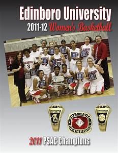 2011-12 Edinboro Women's Basketball Media Guide by ...