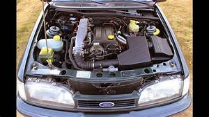 Ford Sierra 2 0 Dohc Engine Startup And Revs