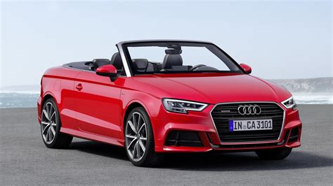 Audi Convertible 2017 2018 audi a3 convertible top speed