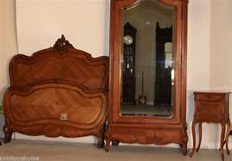 French Bedroom Sets by Ravishing Bedroom Set Antique French Louis XV Carved For Sale