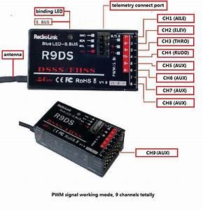 Radiolink R9ds 10