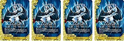 Legend Blade Joker Deck Asgard Buddyfight Ice