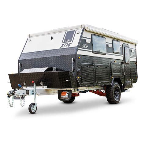 mdc xte pt caravan pop top caravan