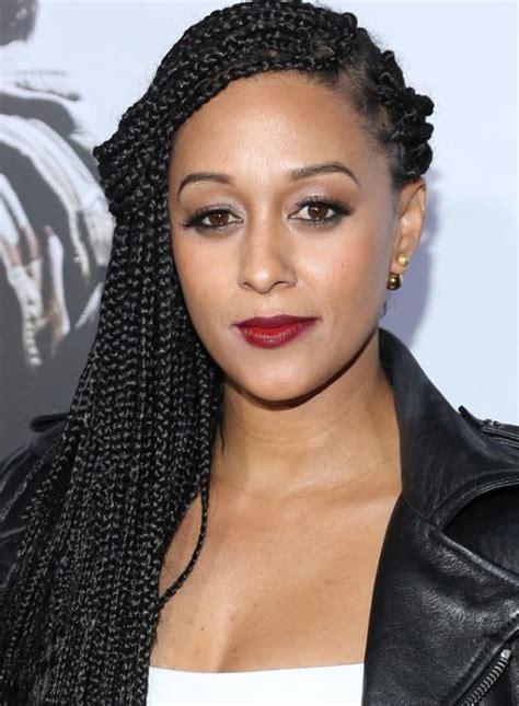 black braided hairstyles  black women