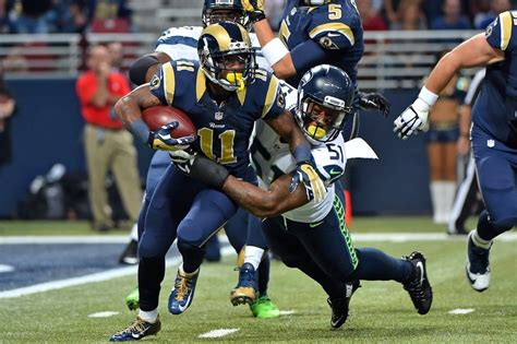 st louis rams  seattle seahawks  positive takeaways