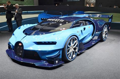 Bugatti Gran Turismo Price by 2015 Bugatti Vision Gran Turismo Colors
