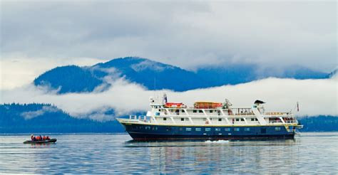 Small Ship Cruises To Alaska | Detland.com