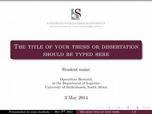 Best college essay writing service for students thesis for Presentation in latex template