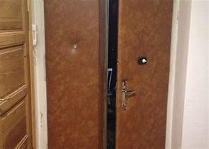 Výměna vchodových dveří do bytu