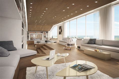 Large Living Room Scheme  Interior Design Ideas