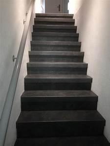 Habillage Escalier Interieur : escalier b ton aflopro styl 39 stair ~ Premium-room.com Idées de Décoration