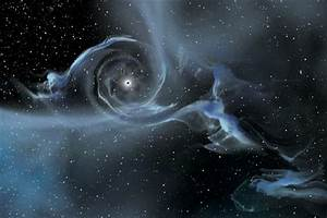 What is a mini black hole?
