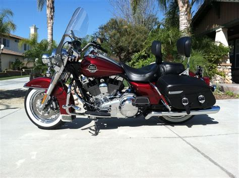 Davidson Road King Image by 2010 Harley Davidson Road King Classic Touring For Sale On