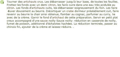 cuisiner fond d artichaut recette fonds d 39 artichaut farcis au crabe facile et rapide