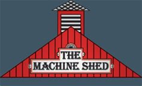 the machine shed davenport iowa