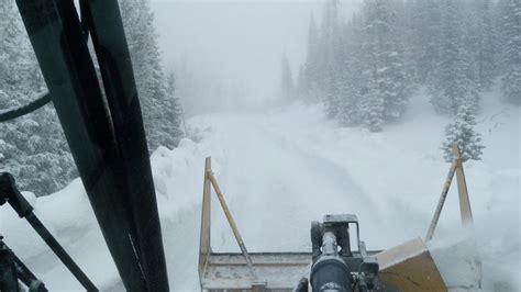 Snow delays opening of several Colorado mountain passes