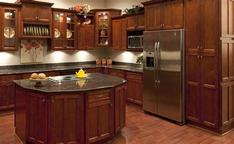 faircrest cabinets shaker cherry google search lyons