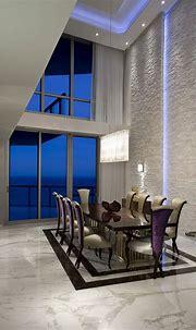 Jade Ocean Penthouse by Pfuner Design | Déco maison, Casa ...