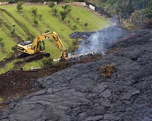 Hawaii Lava Flow Update  Eruption Could Reach Major Intersection By Year U2019s End