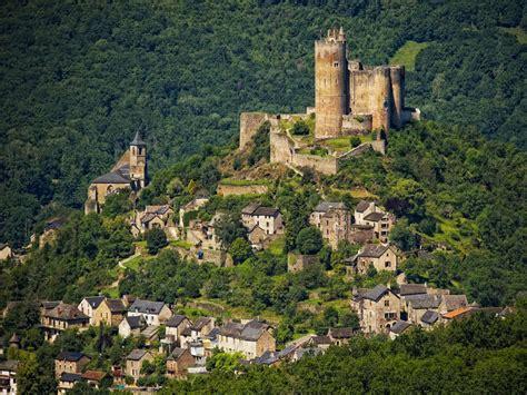 The Most Beautiful Villages Of Aveyron Rodez Aveyron