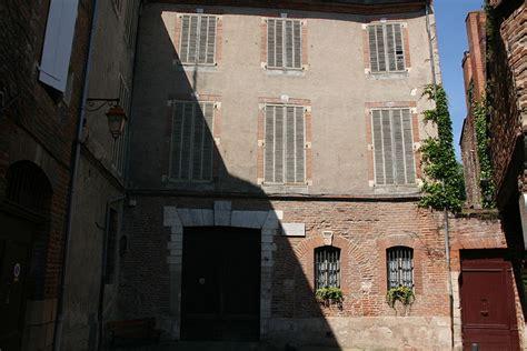 ancien h 244 tel du bosc maison natale du peintre henri de toulouse lautrec 224 albi pa00095459