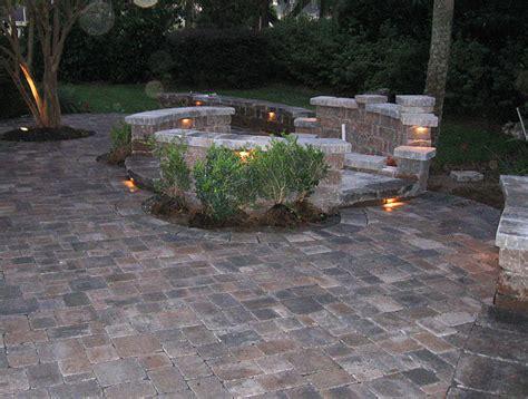 paver patio designs with pit design of paver patio with fire pit exterior decor concept hardscape package 4 brick paver patio