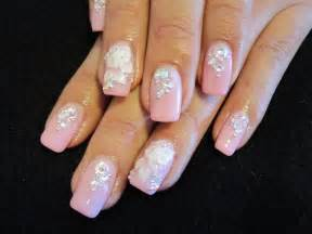 Wedding nails nail art gallery