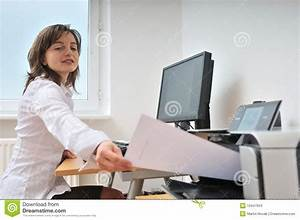 Business Person Working Stock Images - Image: 12447934
