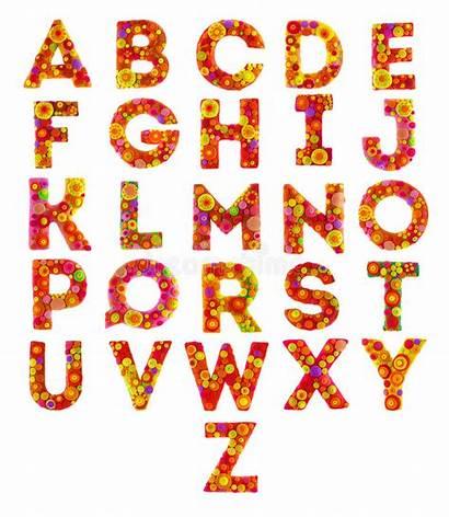 Letters Lettere Volumetric Colorful Plasticine Creativity Modeling