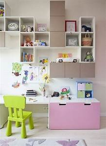 Chambre Ikea Enfant : 21 best chambre enfant images on pinterest child room kid bedrooms and searching ~ Teatrodelosmanantiales.com Idées de Décoration