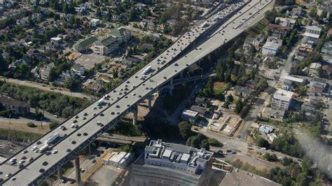 seattle weekend traffic  ready  lane closures