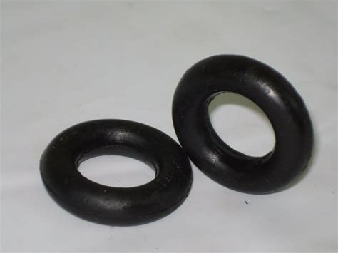 Lot Of 100 Rubber Grommets Firewall Hole Plug Electrical